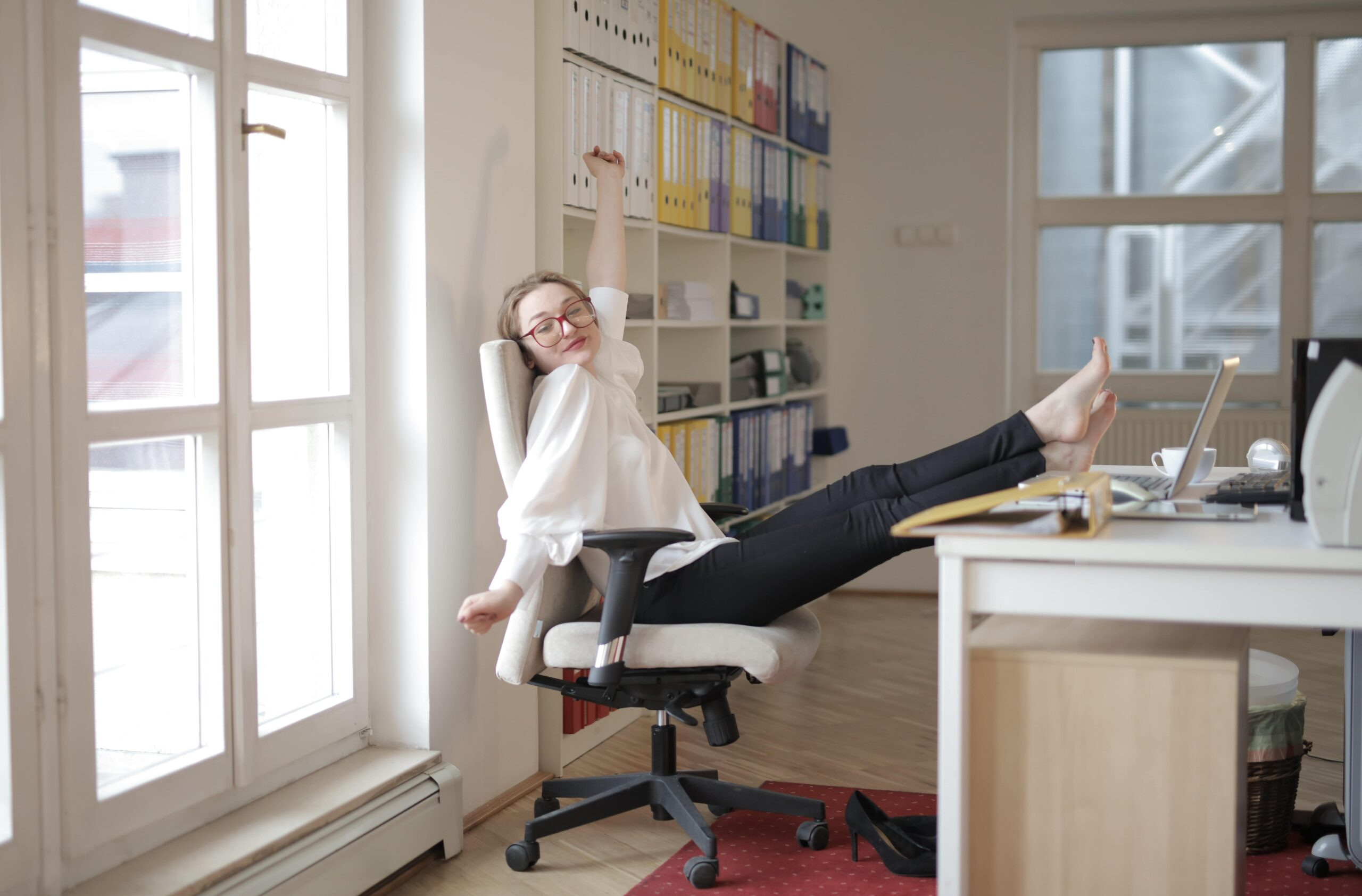 Why Choose an Ergonomic Chair?